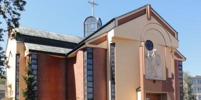 POL_Czechowice-Dziedzice_Kościół_św._Andrzeja_Boboli